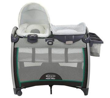 Graco Pack 'n Play Quick Connect With Portable Bouncer Playard