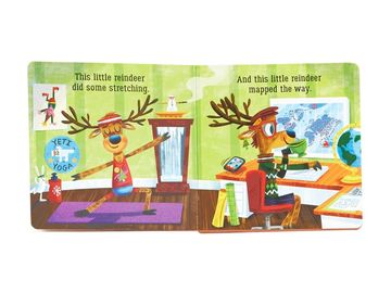Best Books This Little Reindeer