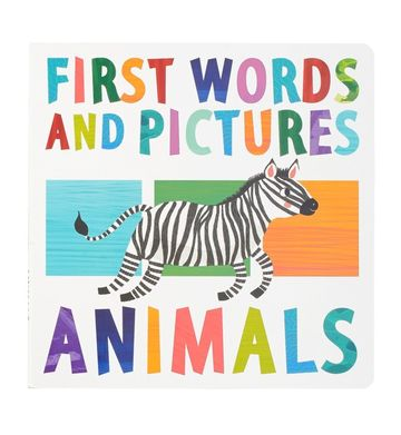 Best Books First Words and Pictures Animals