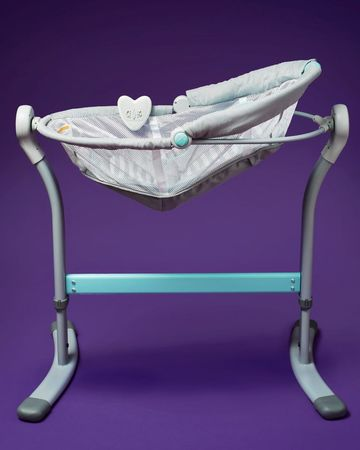 Summer Infant's SwaddleMe by Your Bed Bedside Sleeper
