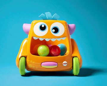 Fisher-Price's Zoom 'N Crawl Monster