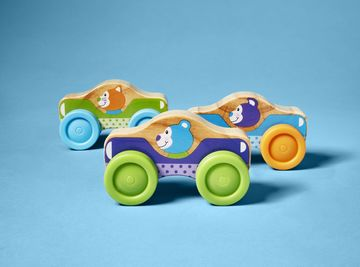 Animal Stacking Cars
