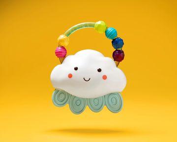 B. Toys' Rain-Glow Squeeze