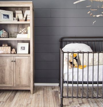 Modern Farmhouse Nursery