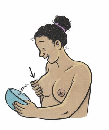 Hand-Expressed Breast Milk