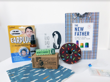 Supplet Rad Dad Newborn Kit
