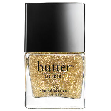 Nail polish: Butter London Nail Lacquer Stratford Honey Overcoat
