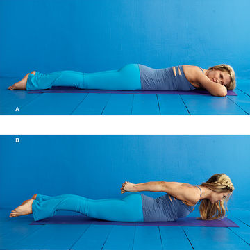 5 Yoga Poses For Flat Abs