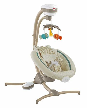 Fisher-Price Recalled Infant Cradle Swing
