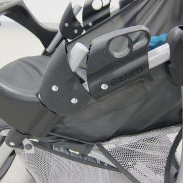 Graco Stroller recall: fold lock hinge