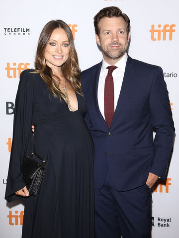 Daisy Spotlight Olivia Wilde And Jason Sudeikis Belly