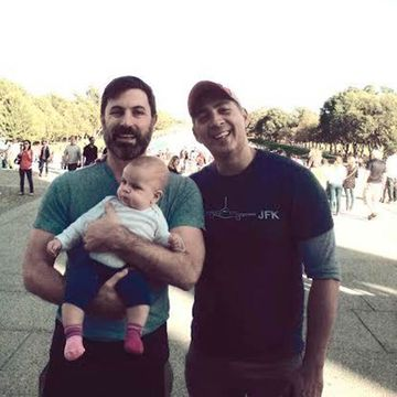 What Equality Means to 4 Inspiring Gay Parents