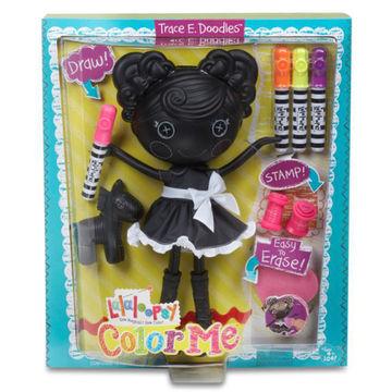 Lalaloopsy Color Me Doll