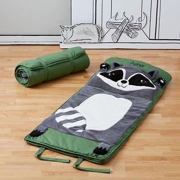 Land of Nod personalized sleeping bag
