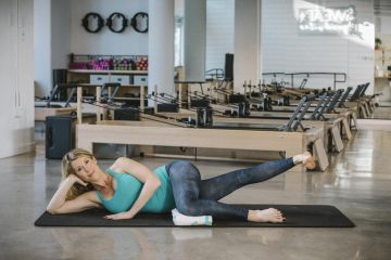 Labor-Ready Workout: Inner Thigh Lifts