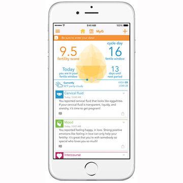 Ovia TTC app