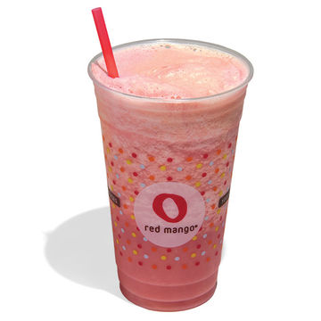 Red Mango Strawberry Sonata smoothie