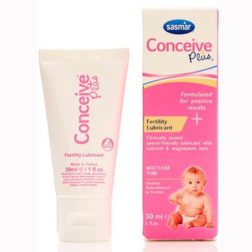 Conceive Plus Sperm-Friendly Lubricant
