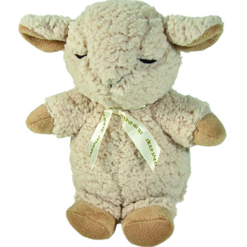 Cloud B Sleep Sheep On The Go White Noise Stuffed Animal
