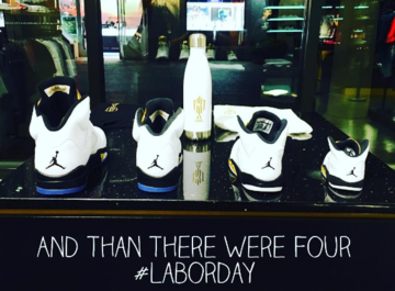 a.j. mclean sneakers pregnancy announcement