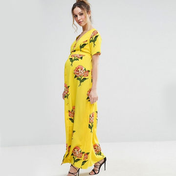 58905cc12523a The 10 Best Summer Maternity Dresses Under $75 | Fit Pregnancy and Baby