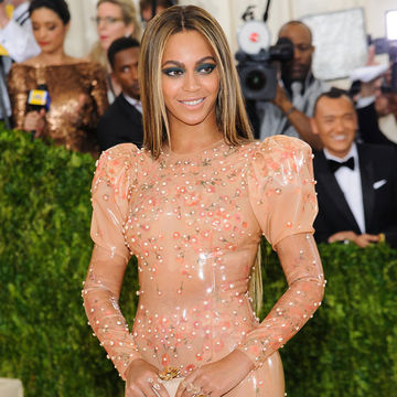 Beyonce Knowles at 2016 Met Gala