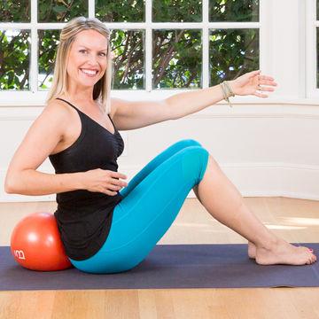 Barre Postnatal Workout