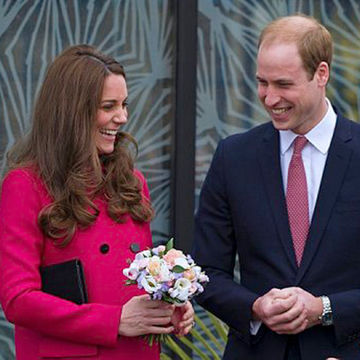 It's a GIRL for the Duke and Duchess of Cambridge