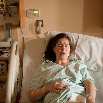 Giving Birth is Harder Than Running a Marathon