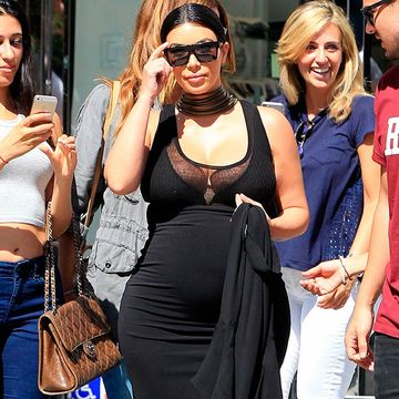 Kim Kardashian Opens Up About Fertility Issues