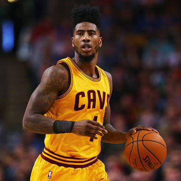 Iman Shumpert Delivers His Own Baby in a Bathroom