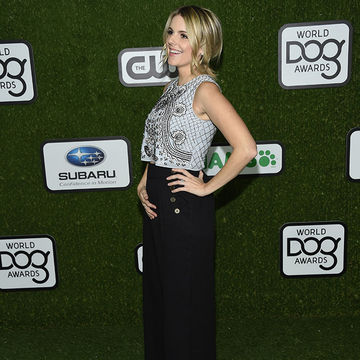 Ali Fedotowsky Shows Off Her Little Baby Bump
