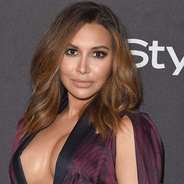 Naya Rivera Shows Off Amazing Post-Baby Body