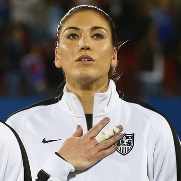 Hope Solo Would Boycott Olympics to Avoid Zika