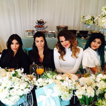 Kourtney Kardashian's Baby Shower