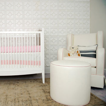 rosie pope nursery for girl