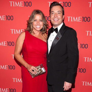 Jimmy-Fallon-and-wife-Nancy-Juvonen