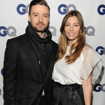 Here's the First Photo of Baby Timberlake!