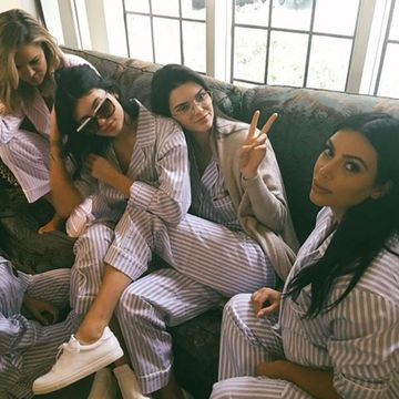 Kim Kardashian Enjoys Sweet PJ Baby Shower