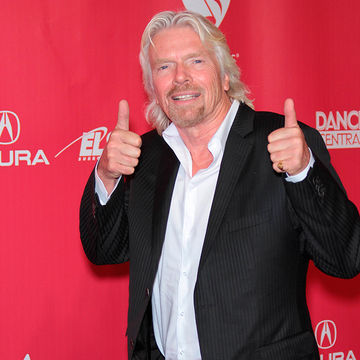Richard Branson Does Maternity Leave Right