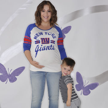 Alyssa Milano with son Milo