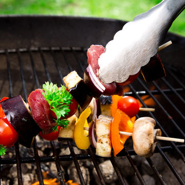 how to clean public bbq australia