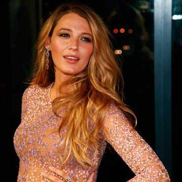 Blake Lively Has Expensive Diaper Bag Taste