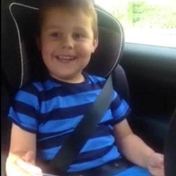Boy Has Best Reaction to Becoming a Brother