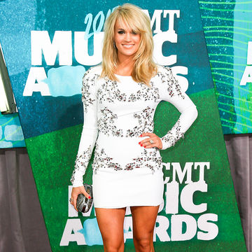 Carrie Underwood: 'Motherhood Is Easy'