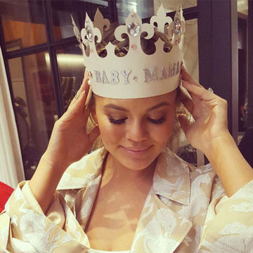 Chrissy Teigen Celebrates Baby Shower in Adorable Fashion