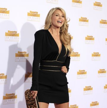 Christie Brinkley Helped David Bowie and Iman Conceive