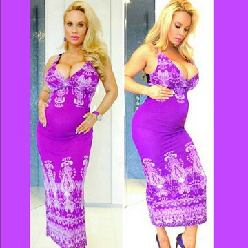 Coco Austin: Her Baby Bump (Finally) Here!