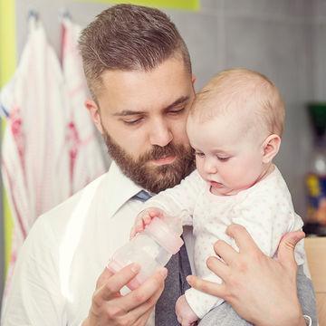 Dads Fail to Do Enough Baby Chores