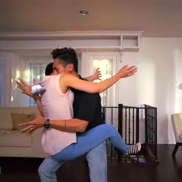 Epic Dance Video Reveals Surprise Pregnancy